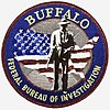 Buffalo FBI patch