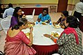 Buffet Lunch - VMPME Workshop - Science City - Kolkata 2015-07-17 9534.JPG