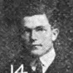 Bull Kearley - Kearley from the 1914 team picture