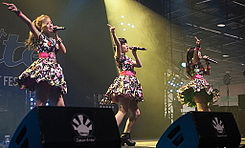 Buono! performing at Japan Expo 2014.jpg