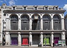 Burbery London Building House