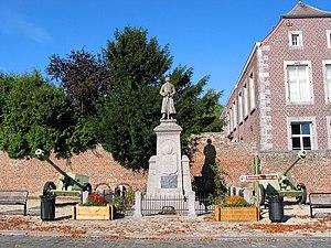 Burdinne - Burdinne war memorial