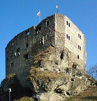 Bild Burg Liebenstein (Wartburgkreis)