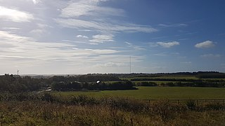 Burnhope transmitting station
