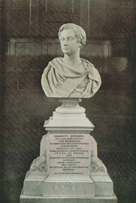 Bust of Prince of Wales 1862
