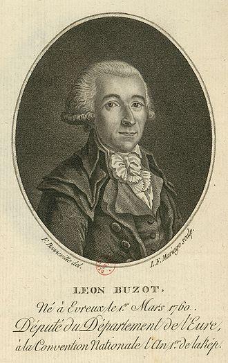 François Buzot - Image: Buzot