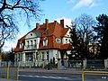 Bydgoszcz - ulica Gdańska budynek przy muzeum wojskowym - panoramio.jpg