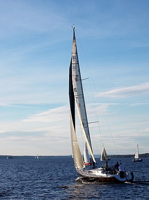 C&C 115 - Image: C&C 115 Wind Warrior Sailboat 2930
