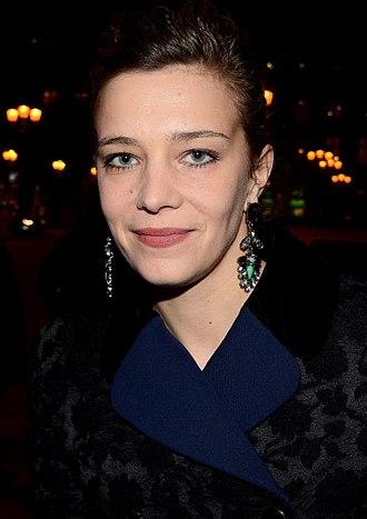 Céline Sallette - Céline Sallette in 2014