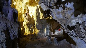 Cao Bằng Province - Cốc Bó cave