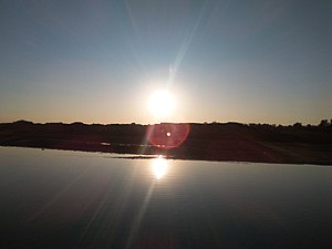 Pindigheb - Sunset in Pindi Gheb