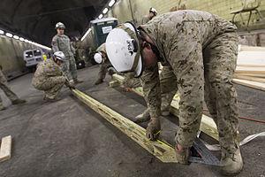 Center for National Response - Image: CBRN Training at CNR 121026 M SO289 214