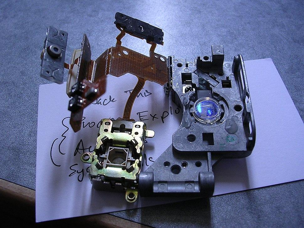 CD laser assembly1