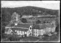 CH-NB - Hauterive (FR), Abbaye d'Hauterive, vue d'ensemble extérieure - Collection Max van Berchem - EAD-6907.tif