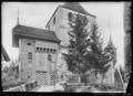 CH-NB - Rue, Château, Entrée, vue partielle - Collection Max van Berchem - EAD-8780.tif