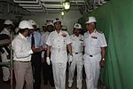 CNS Reviews the progress of INS Vikrant in Kochi (2).jpg