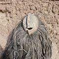 COLLECTIE TROPENMUSEUM Vermoedelijk een Mossi masker TMnr 20031562.jpg