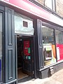 COVID-19 pandemic in Hawick in April 2021 at the Post Office.jpg