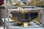 CYGNSS spacecraft in Vandenberg Building 1555 (VAFB-20160930-PH RNB01 0016).jpg