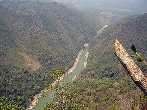 Usumacinta River - Usumacinta Canyon, Tenosique, Tabasco