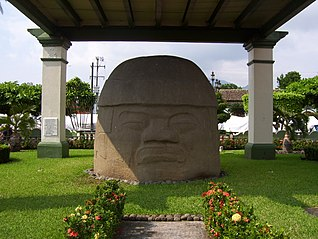 La Cobata Colossal Head‎