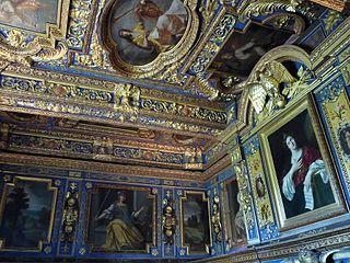 VISITE au château de CORMATIN en Saône et Loire dans CHATEAUX DE FRANCE 320px-Cabinet_Ste_C%C3%A9cile_Cormatin