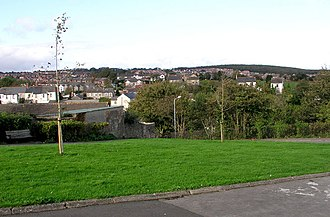 Cadoxton, Vale of Glamorgan - Image: Cadoxton, Barry geograph.org.uk 270956