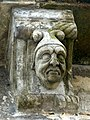 Cahors Kathedrale - Konsole 2 Apsis.jpg
