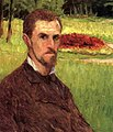 Caillebotte - Self-Portrait in the Park at Yerres, circa 1875-1878.jpg