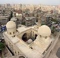 Cairo, Mosque-Madrasa of Emir Sarghatmish 02.jpg