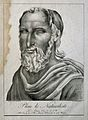 Caius Plinius Secundus. Lithograph by Dumont. Wellcome V0004718.jpg