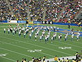 Cal Alumni Band performing at EWU at Cal 2009-09-12.JPG