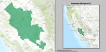 California US Congressional District 21 (since 2013).tif