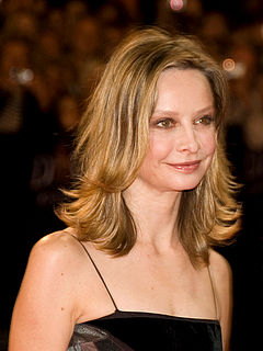 Calista Flockhart American actress