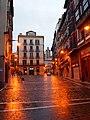 Calle de los Mercaderes - Pamplona.JPG