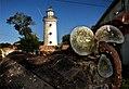 Camil Iamandescu-Old Lighthouse, Sulina.jpg