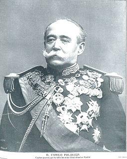 Camilo García de Polavieja Governor-General of the Philippines, Governor of Puerto Rico, Governor of Cuba