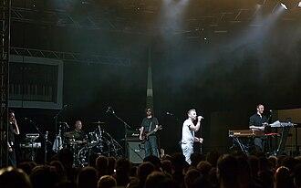 Camouflage (band) - Camouflage at the 2011 Wave-Gotik-Treffen