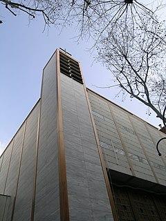 Church in arrondissement of Paris, France