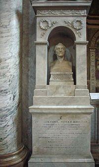 Campo Marzio - s M del Popolo tombe - Franz Ludwig Catel 1270789.jpg