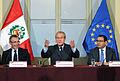 Canciller recibe a Comisario de Desarrollo de la UE y anuncian importante monto de cooperación (14722401161).jpg