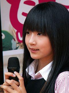 Candy Hsu Taiwanese singer-songwriter