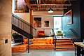 Cannery District Bozeman Epic Fitness Interior Wood Stairs.jpg