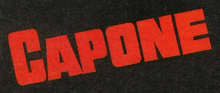 Description de l'image Capone (Film) Logo.png.