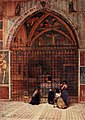 Cappella del Paradiso in San Clemente by Alberto Pisa (1905).jpg