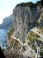 Capri - steep walk to Marina Piccola - panoramio.jpg