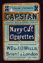 Capstan (cigarette) - Wikipedia