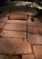 Cardo de Valentia, centre arqueològic de l'Almoina.JPG