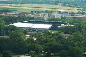 Carl-Benz-Stadion - Image: Carl Benz Stadion 2016