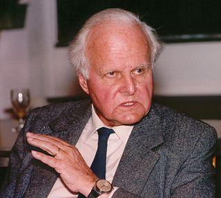 Carl Friedrich von Weizsäcker German physicist